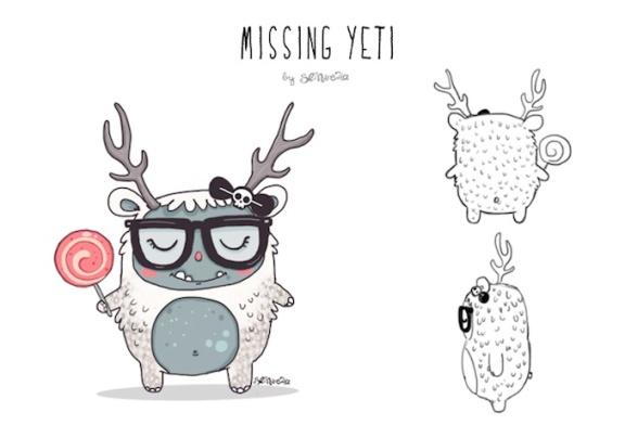 Missing Yeti Main